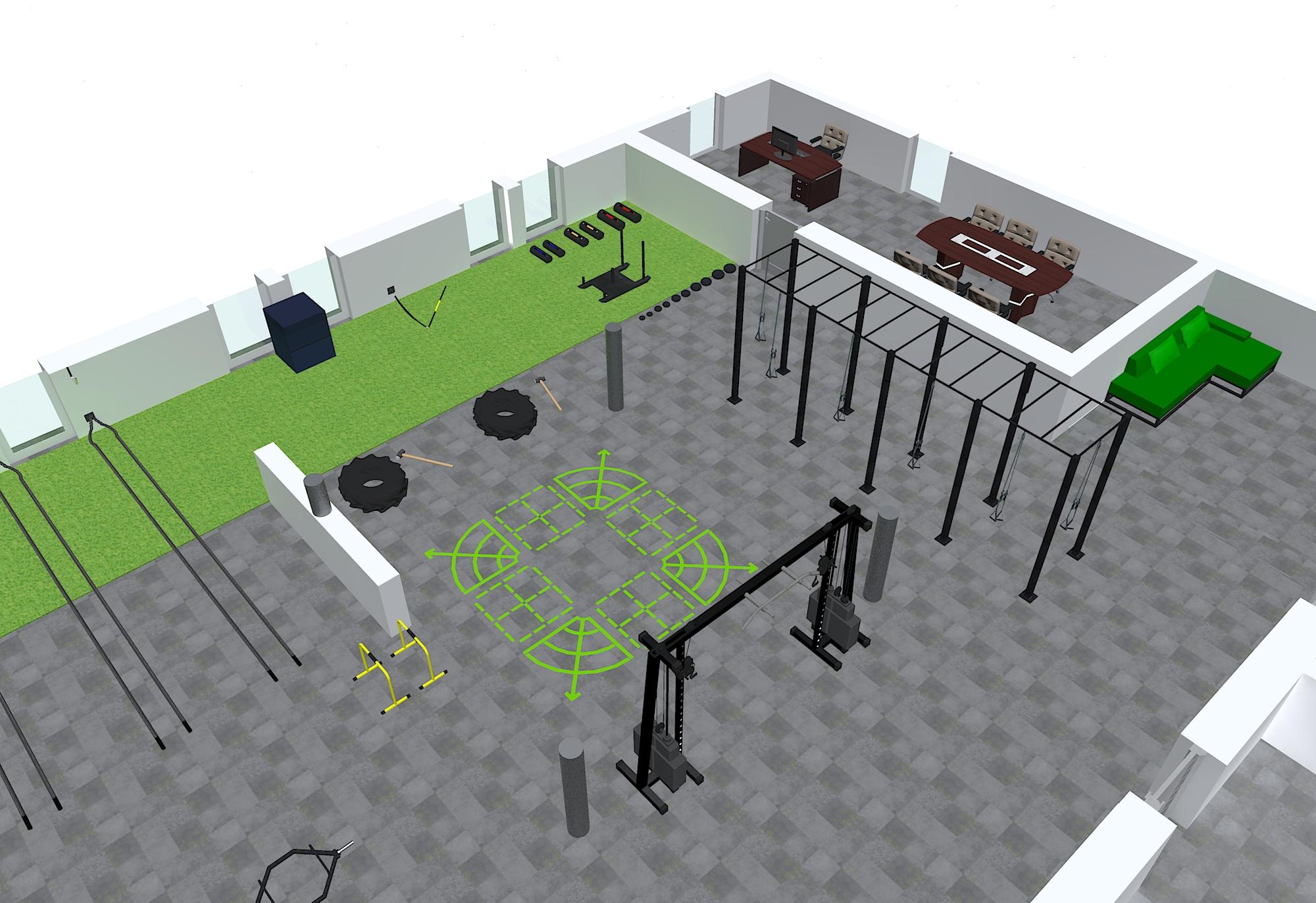 Fitnessstudio-Schnitt3